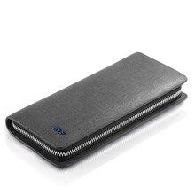BVP – High Level Calfskin All-in-one Clutch Wallet Cellphone Pouch Wallet Organizer Sailor Moon Wallet Men Leather Handbags J30