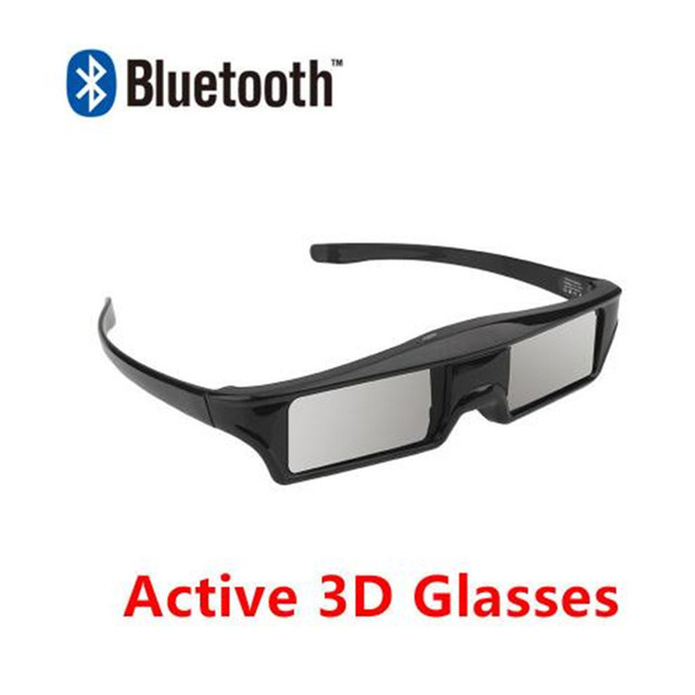 1pcs lots 3D RF Bluetooth Active Glasses for Epson ELPGS03 Home Cinema  Projector da1452b0025