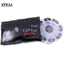XFKM Vaper Twizer V8 XFKM Devil Cotton 8 in 1 Prebuilt Coil Kit 8 in 1
