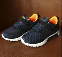 2017 Mesh Breathable Shoes For Boys And Girls Sneakers Outdoor Comfortable Kids Running Shoes Size 25