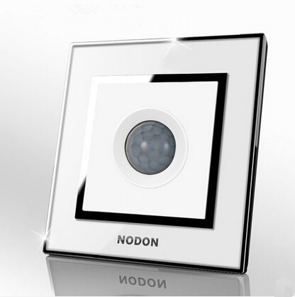 Norden stair infrared sensor switch and intelligent light control time delay wall switch  Human Body Induction light switch stair light