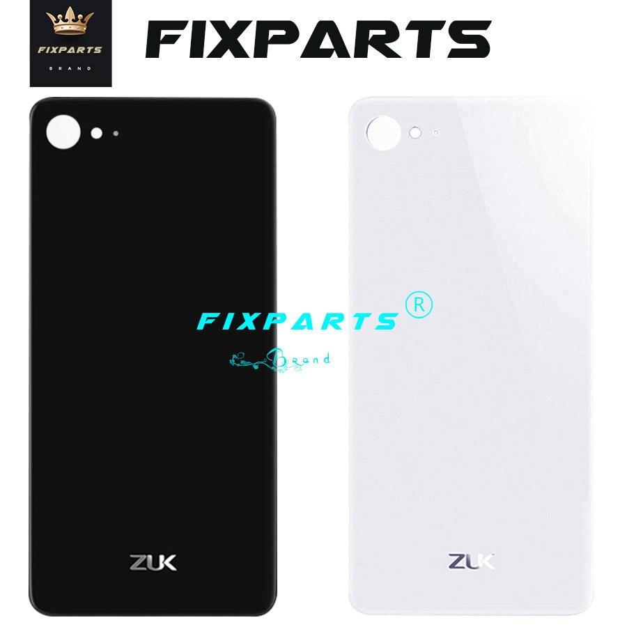 Zuk z2 Glass Battery Back Cover Lenovo ZUK Z2 housing Back Door Cover Cases+3M Adhesive New Repair Lenovo ZUK Z2 Back Cover