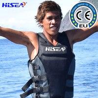 100 кг Professional спасательный жилет неопрен спасательная Рыбалка взрослый спасательный жилет дети для женщин жизни спасательный жилет сёрфинг