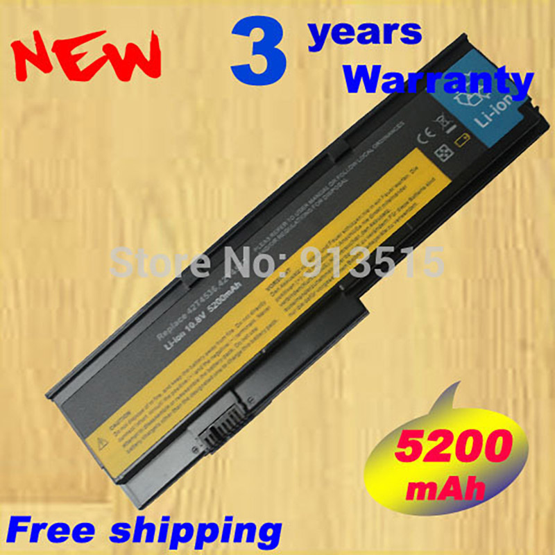 New laptop battery lenovo thinkpad X200 X200S X201 X201S X201I Batteries 42T4535 42T4836 42T4837 42T4536 94WH 6-CELL new screw set lenovo thinkpad x220 x220t x220i x230 x230t x200 x200s x200t x201 x201s x201t tablet laptop screws bag 04w1419