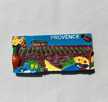 Provence, France Fridge stickers