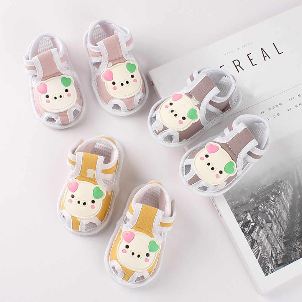เด็กทารกเด็กอ่อนรองเท้าเด็กวัยหัดเดินทารกน่ารักดอกไม้ Soles Crib รองเท้ารองเท้าสำหรับทารกแรกเกิดรองเท้าเด็ก
