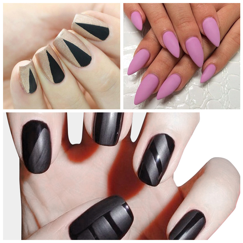 Vrenmol 1st Matt Top Coat UV Gel Nagellack Soak Off Matte Topplackat - Nagel konst - Foto 5