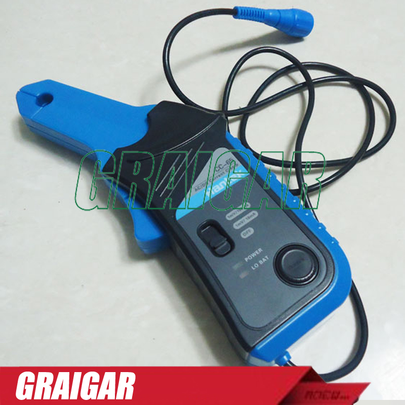 AC/DC Current Clamp CC-65 Digital Multimeter with BNC Connector For DSO3064 kit dc bnc шнур 10м