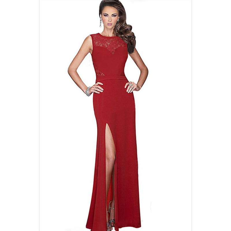 Popular Long Gown Dress-Buy Cheap Long Gown Dress lots from China ...