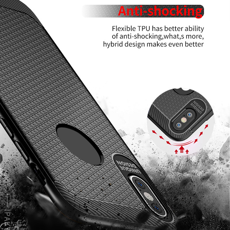 For Iphone X 10 silicone (3)
