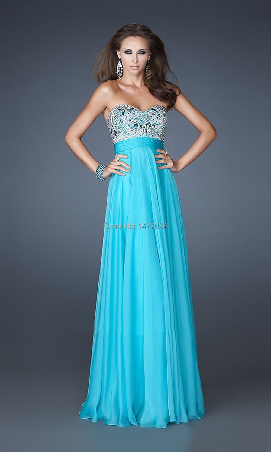 Nice Peach Prom Dresses Inspiration - Womens Dresses & Gowns ...