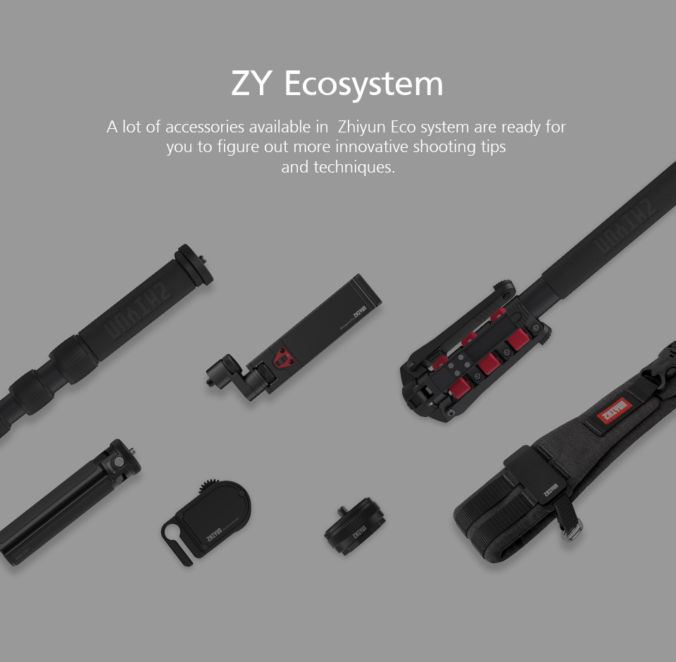 ZHIYUN Official Weebill LAB 3-Axis Image Transmission Stabilizer for Mirrorless Camera OLED Display Handheld Gimbal 14