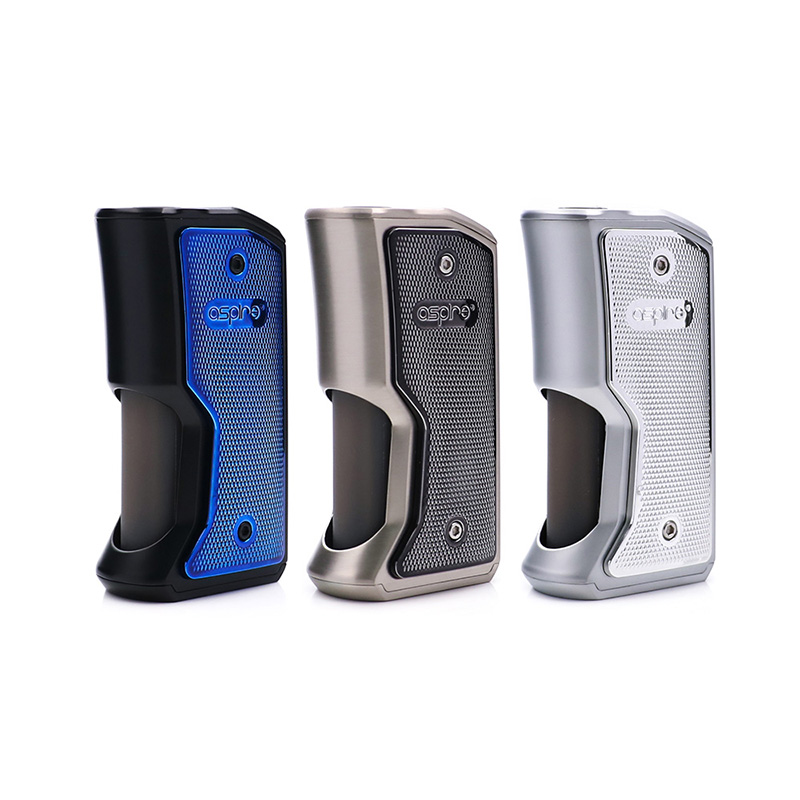Original Aspire Feedlink Squonk Mod 80 W Feedlink squonk mod avec 7.0 ml squonk bouteille support par batterie unique 18650