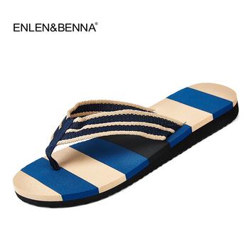 2018 letnie japonki męskie buty na plażę sandały kapcie męskie sandały mieszkania buty męskie sandały letnie buty outdoorowe sandalias mujer tanie i dobre opinie Dla dorosłych Moda Mieszane kolory Mieszkanie (≤1cm) Pasuje prawda na wymiar weź swój normalny rozmiar Slip-on Na co dzień