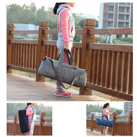 New Arrival Yoga Bag Mats Clothes Camping Fitness Backpack Waterproof Outdoor Sports Women Gym Bag Without Yoga Mats