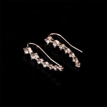 Stone Stud Earring Bijoux Dipper Earrings For Women Jewelry 5