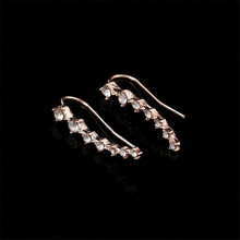 ES688 2018 Boucle D'oreille Earring Bijoux Dipper Earrings For Women Jewelry Earings Brincos Girl Earing oorbel