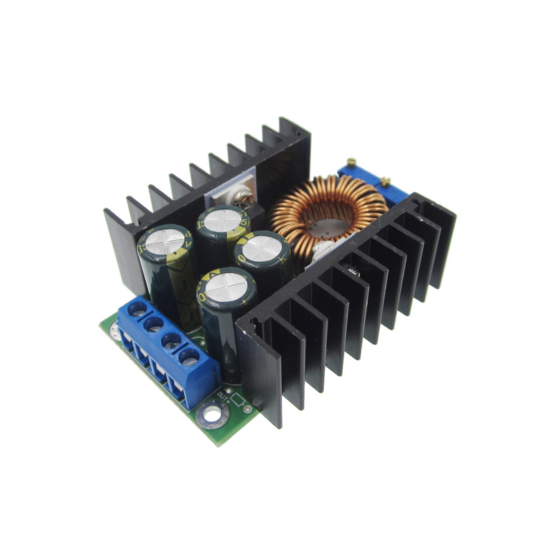 10 pcs lot 100 new DC CC 9A 300W Step Down Buck Converter 5 40V To