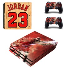 Air Jordan PS4 Pro Skin Sticker Vinyl Decal Sticker