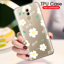Patterned Soft Clear TPU Case For Huawei Honor 10 10i 20i 10 lite 8X Silicone Back Cover Case For Huawei Honor 8X 10i 20i 10lite for huawei honor 20i honor 10i case cover nillkin pu leather flip case for huawei honor 20i honor 10i cover flip phone case