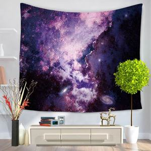 Space Nebula Tapestry 3D HD Printing Wall Hanging Mandala Living Room Bedroom Decorative Tapestry Fashion Beach Towel Yoga Mat