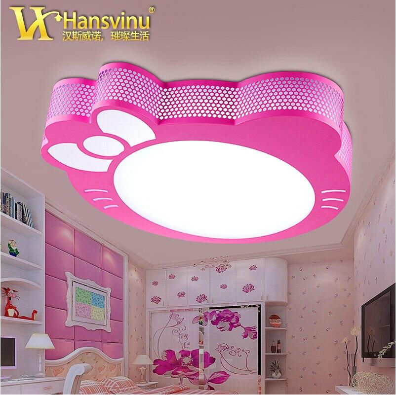 popular hello kitty ceiling light buy cheap hello kitty. Black Bedroom Furniture Sets. Home Design Ideas