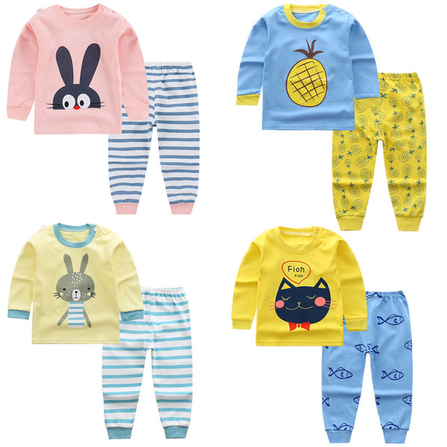 f82d5d21d Baby Boys Clothes Newborn Baby Girls Clothing Cartoon Autumn winter ...