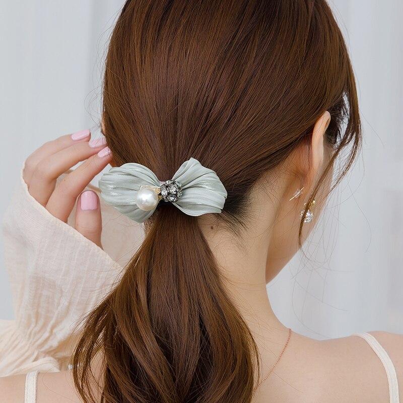 Купить химера лук эластичные резинки для волос жемчужная резинка женщин