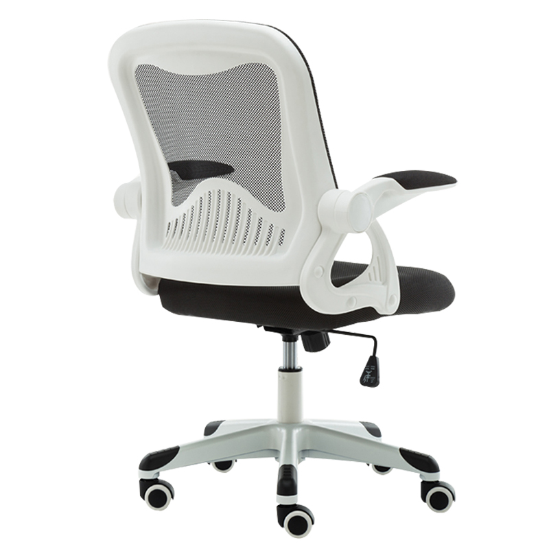 Modern Simple Office Chair Lifted Computer Seat Rotated Gaming Chair Multifunction Household Study Stool Adjustable Staff Chair simple style lifted office chair staff meeting stool multi function household rotated swivel chair leisure gaming computer chair