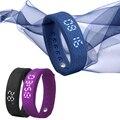ZB53 Smart Wrist Band Deporte Actividad Pulsera Pulsera Inteligente Monitor de Ritmo Cardíaco Reloj de Pulsera Inteligente de Temperatura