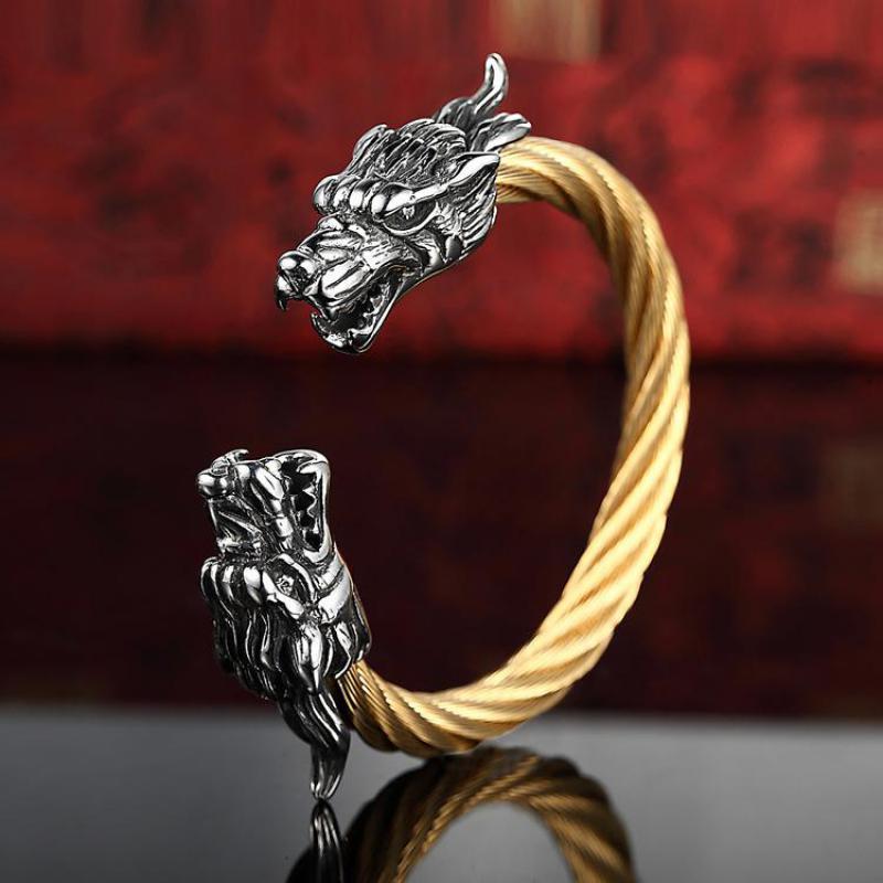 Gragon Bracelets For Men 1