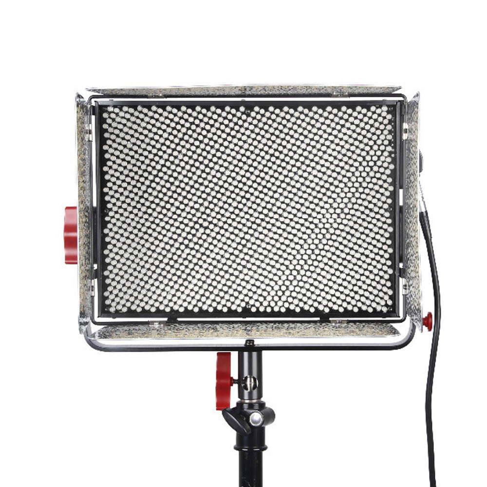 Aputure Light Storm LS 1C 1536 Lamp Beads Bi-Color LED Photo Light Panel with Anton Bauer Mount Plate + F-V Converter Adapter canon bci 16 color twin pack