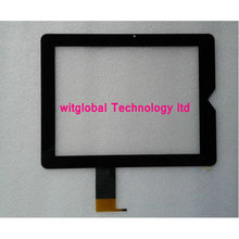 For 9.7″ TeXet TM-9747 TM-9747BT TM-9748 3G tablet capacitive Touch Screen Digitizer Touch Panel Glass Replacement Free shipping
