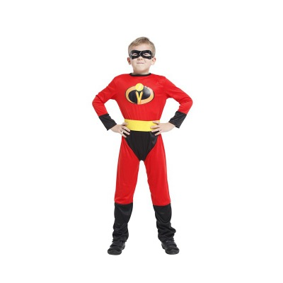 Boy The Incredibles Costume Halloween Costume For Kids party Cosplay Anime Disfraces Pur ...