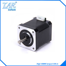 42 stepper motor height 40mm torque 0.5N.m 3D printer industrial automation components