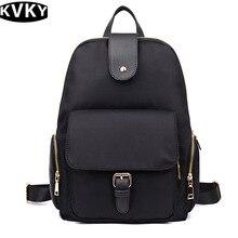 Мини Простой Стиль дешевые рюкзак женщин нейлон Kanken Рюкзаки для девочек-подростков Школьные ранцы Модные Винтажные сумка