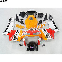 ABS Plastic Fairing Kits For 03 04 Honda CBR 600 RR F5 2003 2004