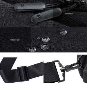 Image 5 - Nieuwe Originele Xiaomi Rugzak Tas Urban Leisure Borst Pakken Voor Mannen Vrouwen Schouder Type Unisex Rugzak Voor Game Pad Zak reizen
