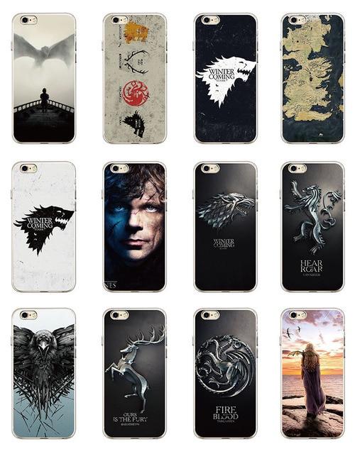 Lannister Soft Phone Case  1