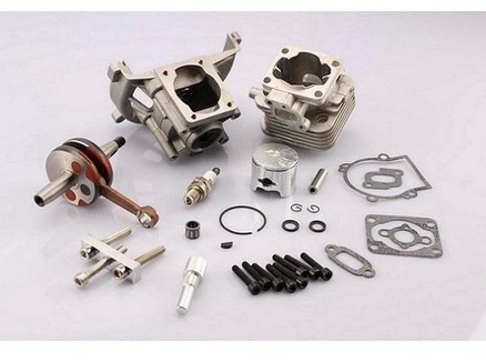 baja 30.5CC 4 hole engine parts set for 1/5 fg baja hpi 5t,5b,sswholesale and retail 85161