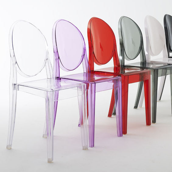 Ghost chairs design