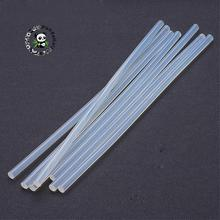Plastic Sticks, Use for Glue Gun, Clear, 250x7mm