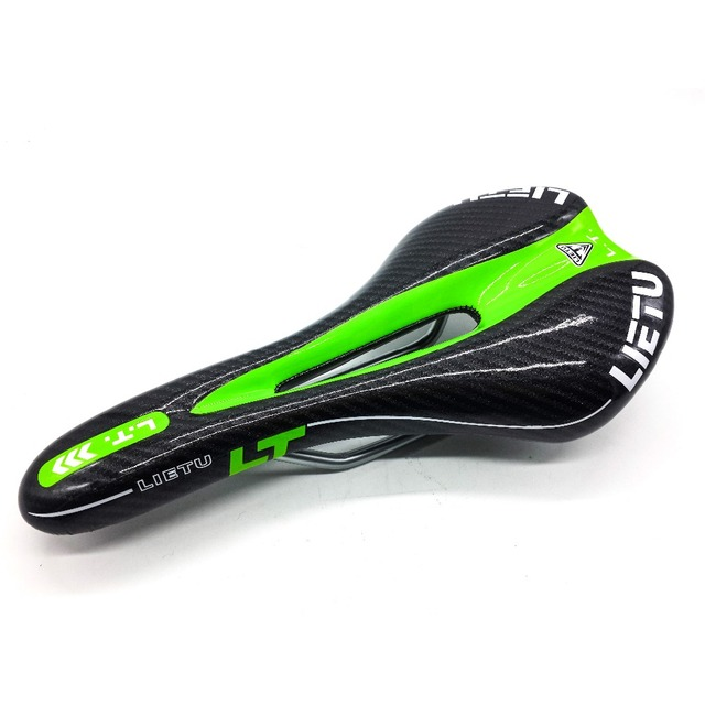 2016 New Arrival Super Light Cycling Saddle 7 Colors MTB Seat Cool Mountain Bike Road Bike Bicycle Saddle Riding Bike Parts