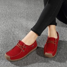 Shoes Square-Head Flat Pregnant-Women Mudipanda 40-Years-Old 50 Soft-Bottom Large Middle-Aged