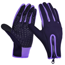 цена на Women Men Outdoor Sports Gloves Running Gloves Full Finger New Glove Breathable Cycling Casual Gloves 1 Pair