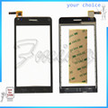 Phone Touch Panel For Explay Tornado Capactive Touch Screen Digitizer Front Glass Sensor Replacement Touchscreen Free Ship+tape