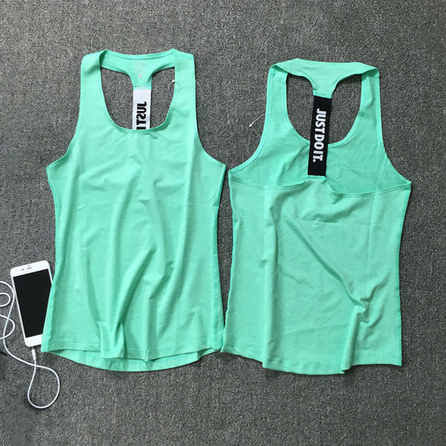 Sleeveless Tank Tops Fitness Clothes Quick Dry