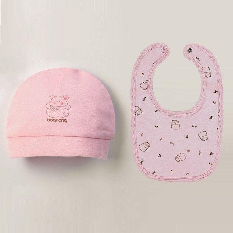 Осенне-зимние детские шапки и варежки для девочек и мальчиков, кепки, носки, удобные детские шапки и перчатки, хлопковые аксессуары для новорожденных детей 0-3 лет - Цвет: Темно-бордовый