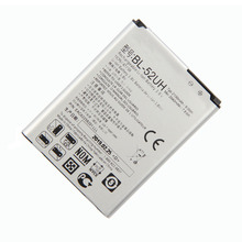 Fesoul High Capacity BL-52UH Phone Li-ion Replacemen Battery For LG L65 D285 D320 VS876