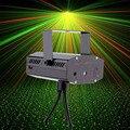 Во всем мире Мини Проектор R & G Диско DJ Light Stage Xmas Партия Лазерное Освещение Показать DJ-BK US PLUG